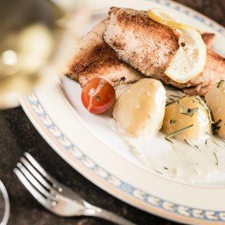 Köstliche regionale Speisen im Standlwirt