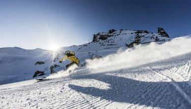 Skifahren Hochfügen | © Erste Ferienregion im Zillertal / Andi Frank