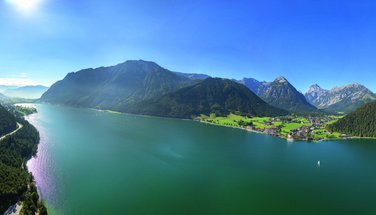 Achensee region in the Karwendel Nature Park | © Achensee Tourismus