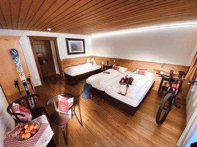 Zimmer für 3 Personen